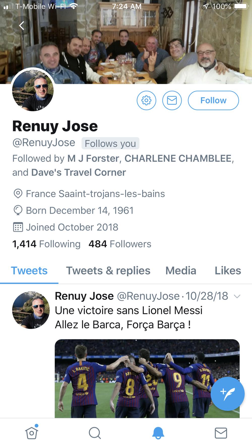 Renuy Jose