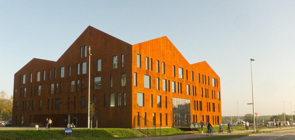 In de lokalen van Amsterdam University College zullen +50 workshops plaatsvinden.