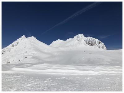 summit plataeu