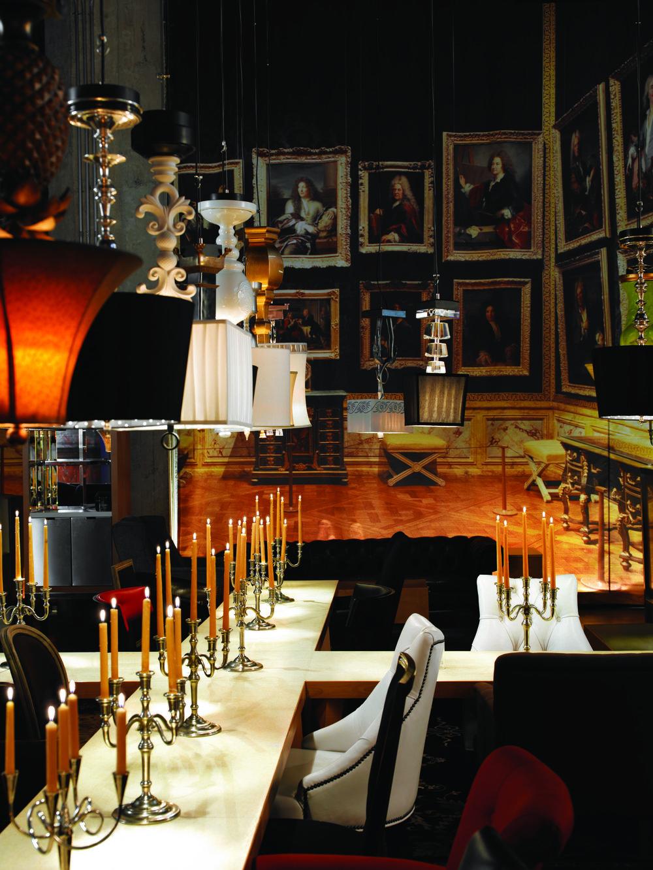 S Bar - Lounge / Hollywood — THERESA FATINO DESIGN
