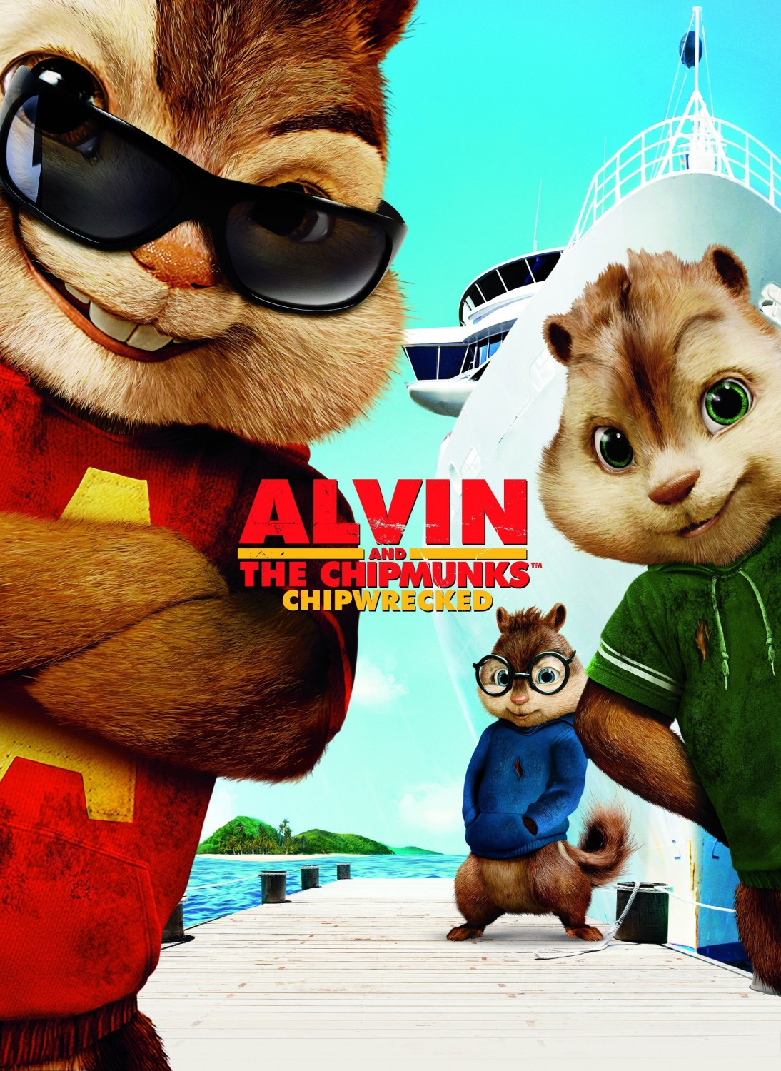Alvin And The Chipmunks Chipwrecked The Scorecard Review