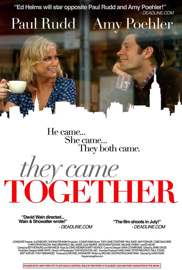 they-came-together-poster1