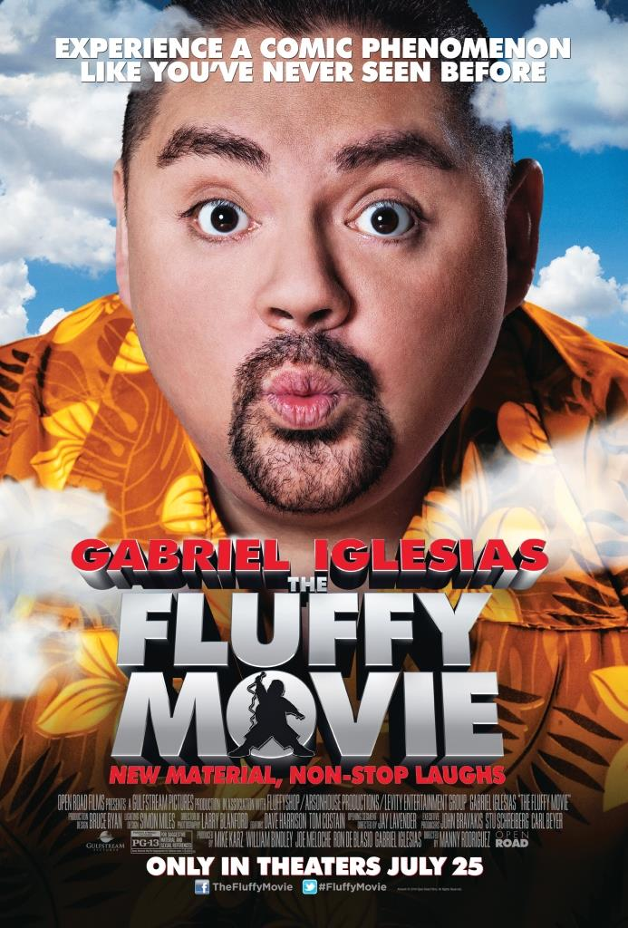 THE FLUFFY MOVIE - Poster Art