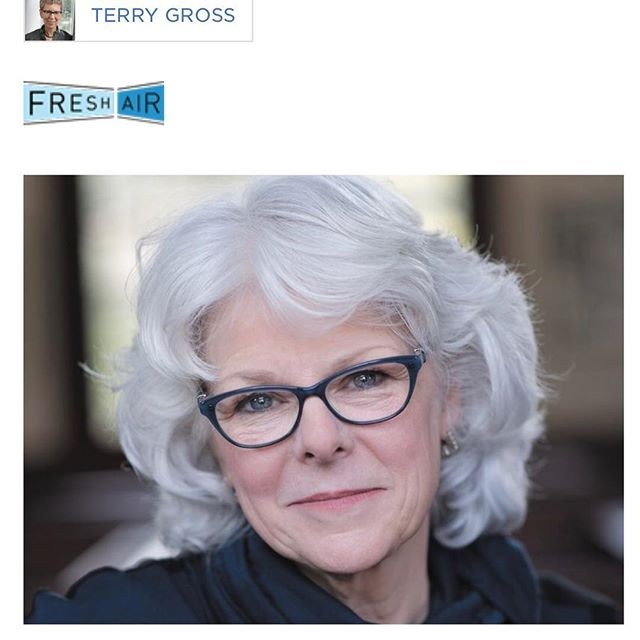 Terry Gross @nprfreshair isn't the only one who got to interview Barbara Brown Taylor! Check our interview: https://itunes.apple.com/us/podcast/the-other-f-word-conversations-about-failure/id1168205486?mt=2&i=1000430230055  #failure #podcast #episcopal #religion #spirituality