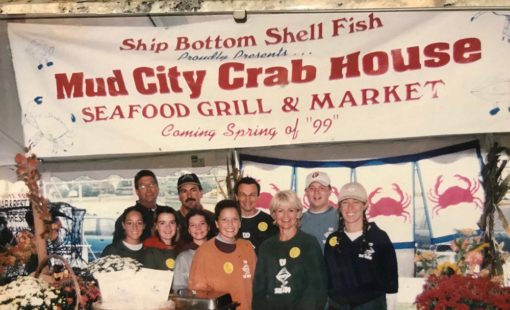 Chowderfest '98, a blast from our event past.