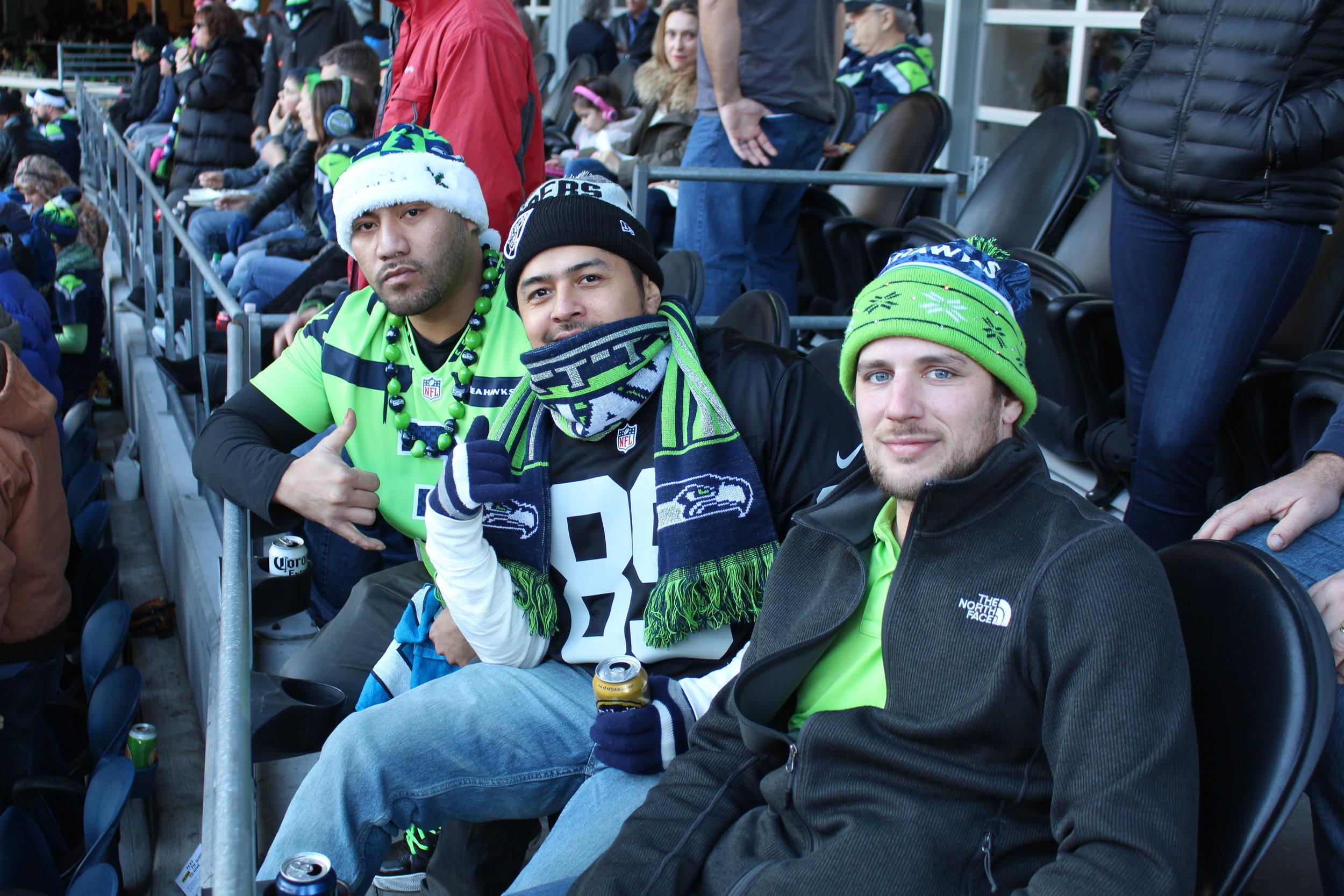 Henry, Jose, & Adam