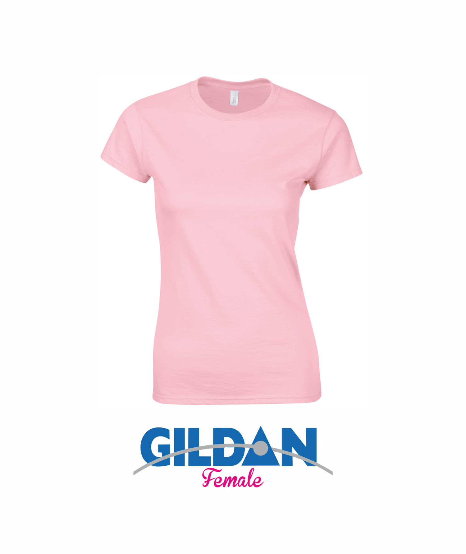 fd6a3fc3c92fa5 Softstyle® women's ringspun t-shirt — UR-iD - Same day Embroidery & Printing