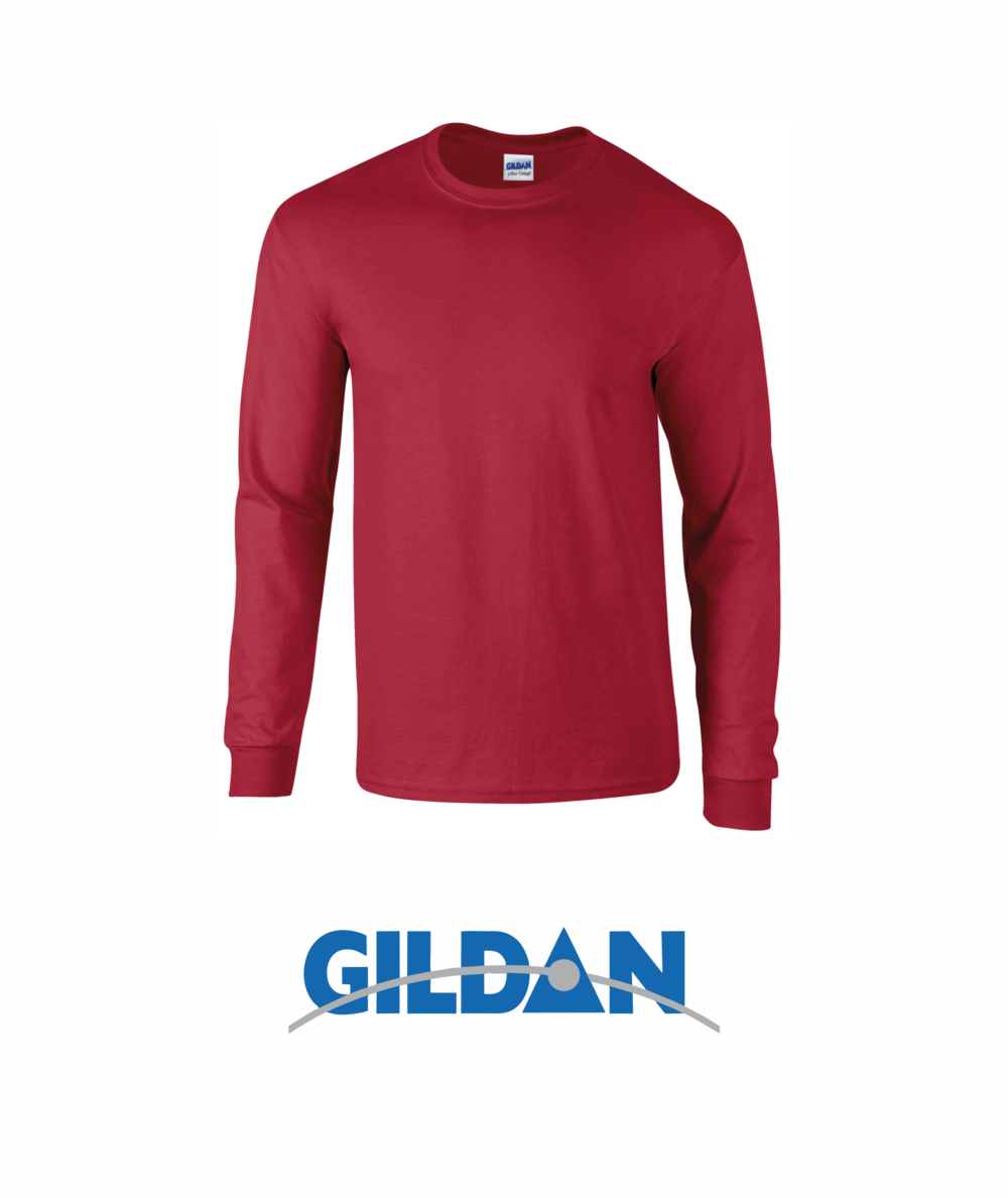 d7a8a7280 Ultra Cotton™ adult long sleeve t-shirt — UR-iD - Same day Embroidery &  Printing