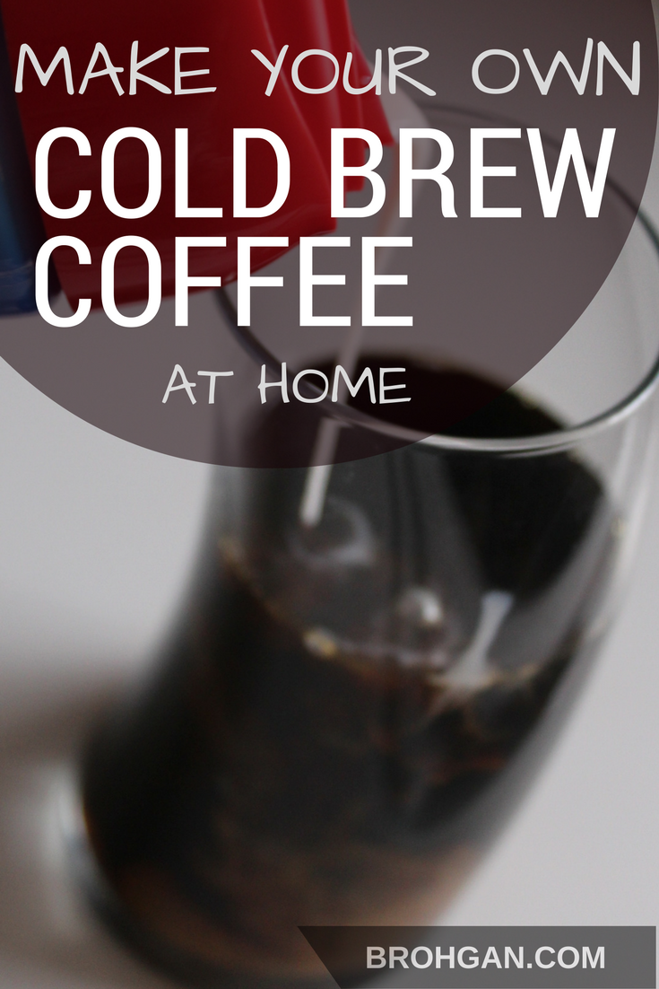 Have you tried cold brew coffee yet? The cold brew method is much less acidic than iced coffee, which allows notes of the sweeter dark chocolate flavor to shine through. My cold brew coffee recipe is quick and easy enough for a busy weekday morning. Perfect for daily coffee drinking, this only takes a few minutes to throw together the night before, about the same amount of time it takes to set the programmable coffeemaker. In the morning, just filter and enjoy cold over ice. Oh coffee, should I compare thee to a summer's day? (...except it's February, so how about I compare thee to the hope of a spring morning?) Thou art more lovely and more temperate.