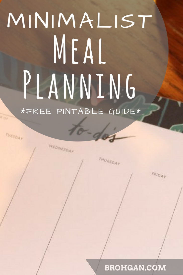 Are you overwhelmed by meal planning and grocery shopping? Or are you just winging it on any given night? I know I have been this way before. I finally decided to simplify. You have no idea how much I wish I would have simplified my meal planning years ago!