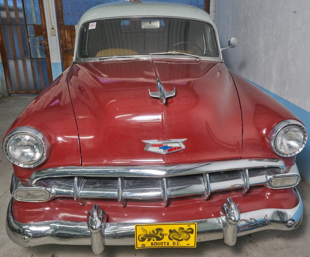 Profile: Chevrolet 1954 Delivery — Peter's Classics