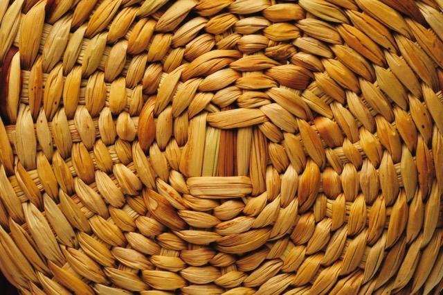 Tule Rush - weaving gallery