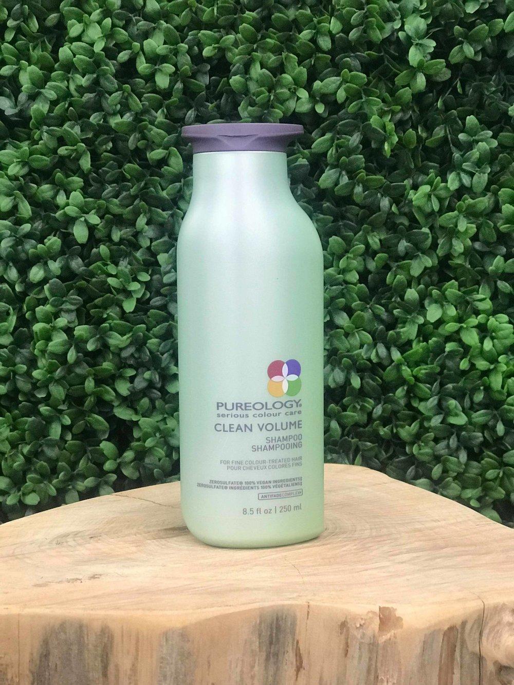 Clean Volume Shampoo 250ml - $41.00