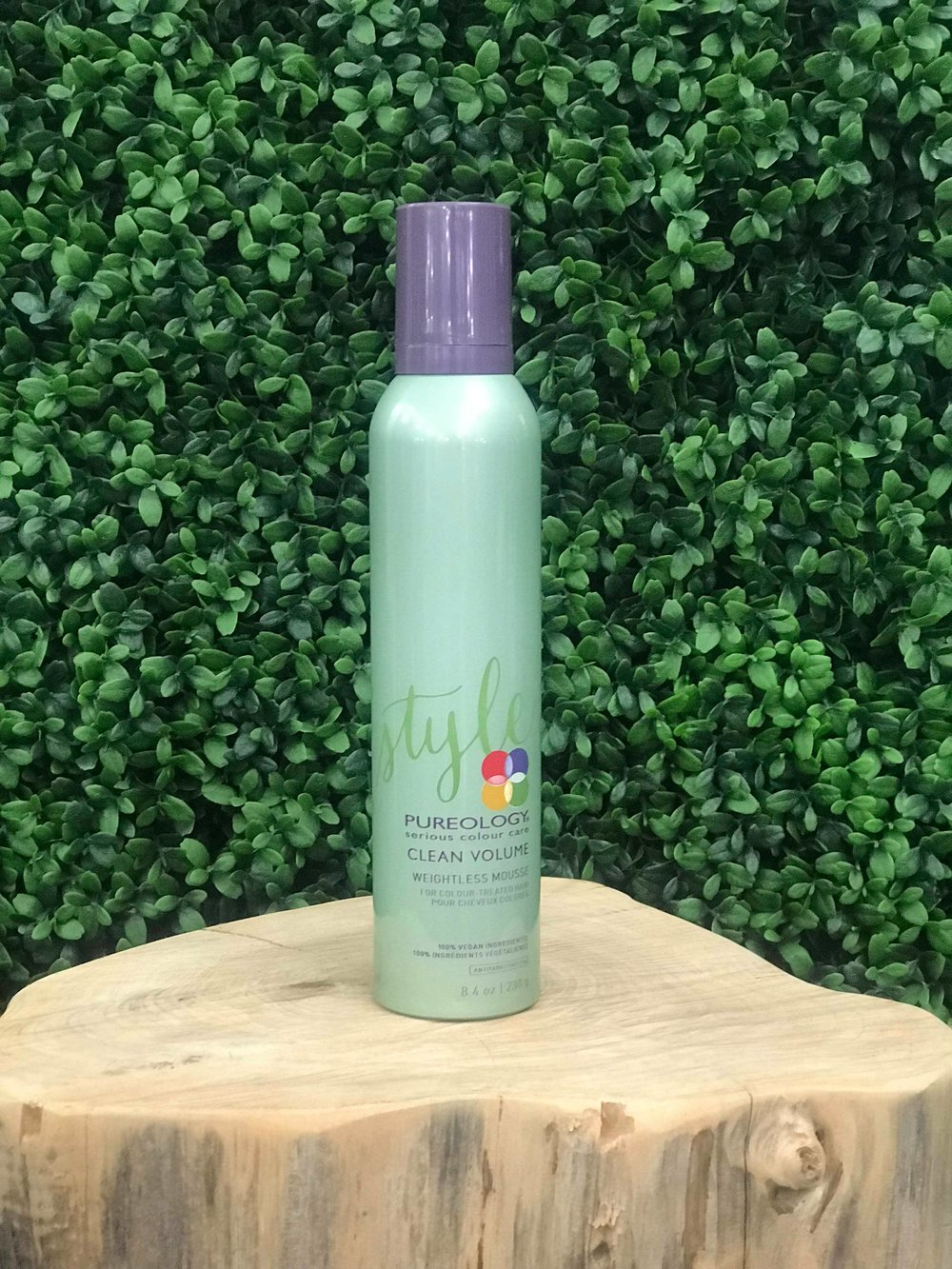 Clean Volume Weightless Mousse 238ml - $44.00