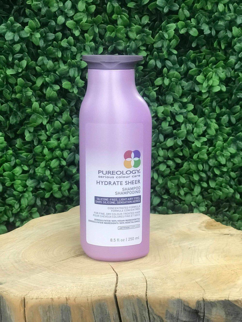 Hydrate Sheer Shampoo 250ml - $41.00