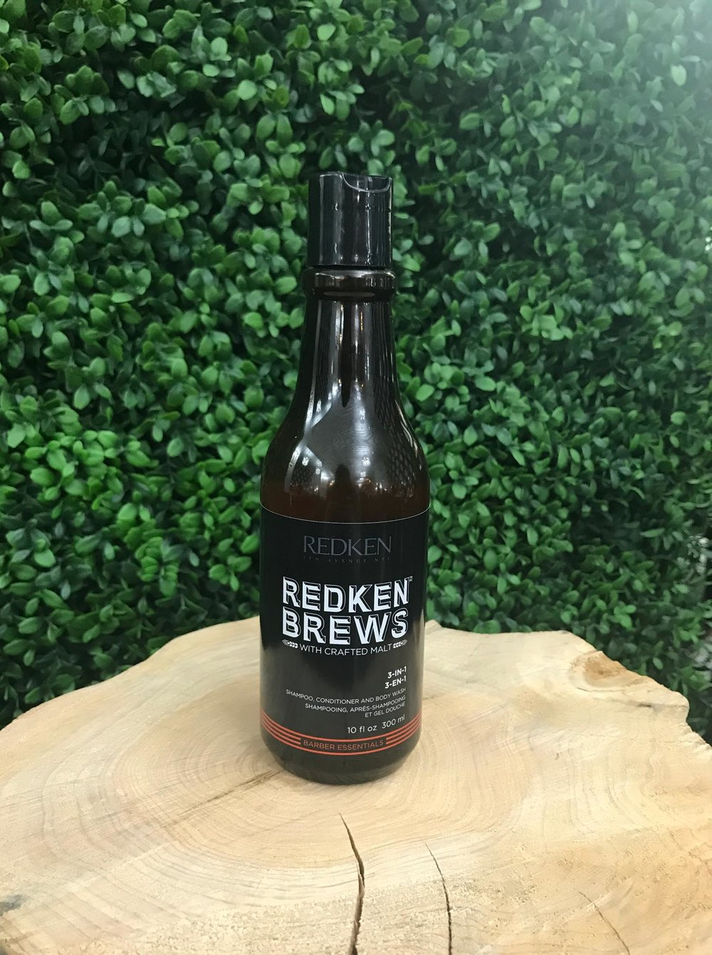 Redken Brews 3-in-1 Shampoo, Conditioner and Body Wash 300ml - $35.00