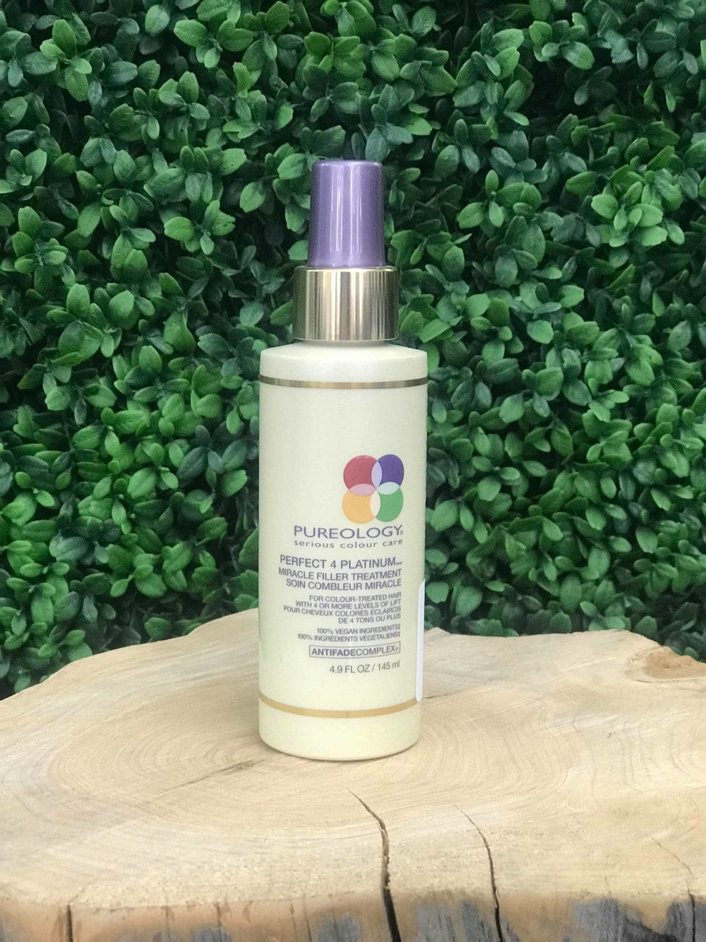 Perfect 4 Platinum Miracle Filler Treatment 145ml - $44.00