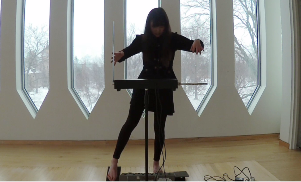 The Theremin Textural Expander