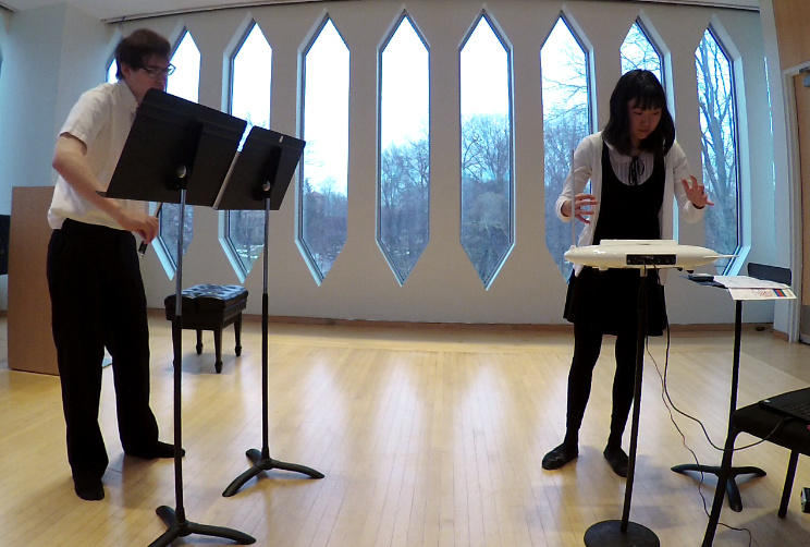 Sonatas and Partitas for Theremin