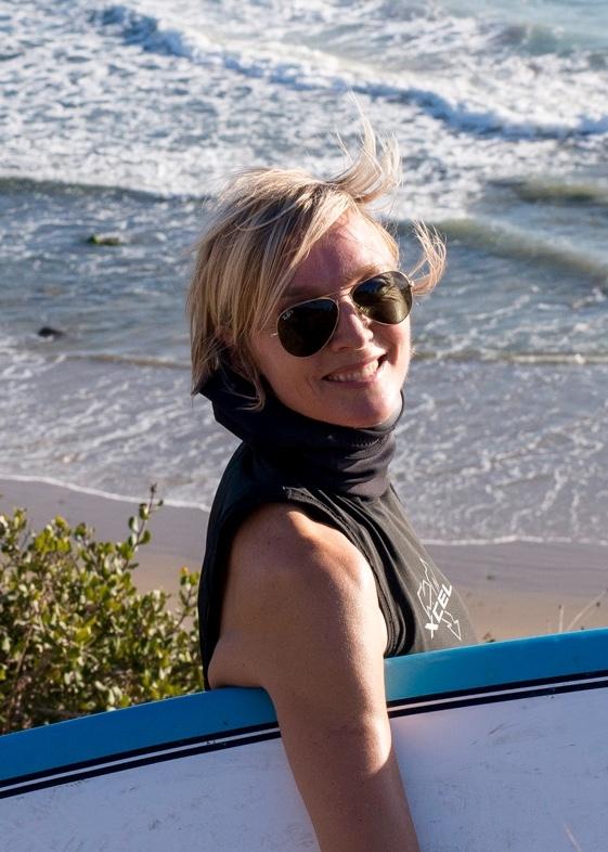 Belinda Weymouth,  Director, 5 Gyres Institute   Image via 5 Gyres Institute