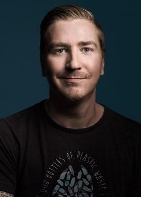 Shaun Frankson , co-Founder, Plastic Bank   Image via Twitter