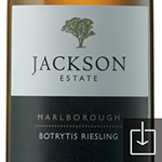 Botrytis Riesling Blank Year