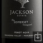 NV Somerset Pinot Noir