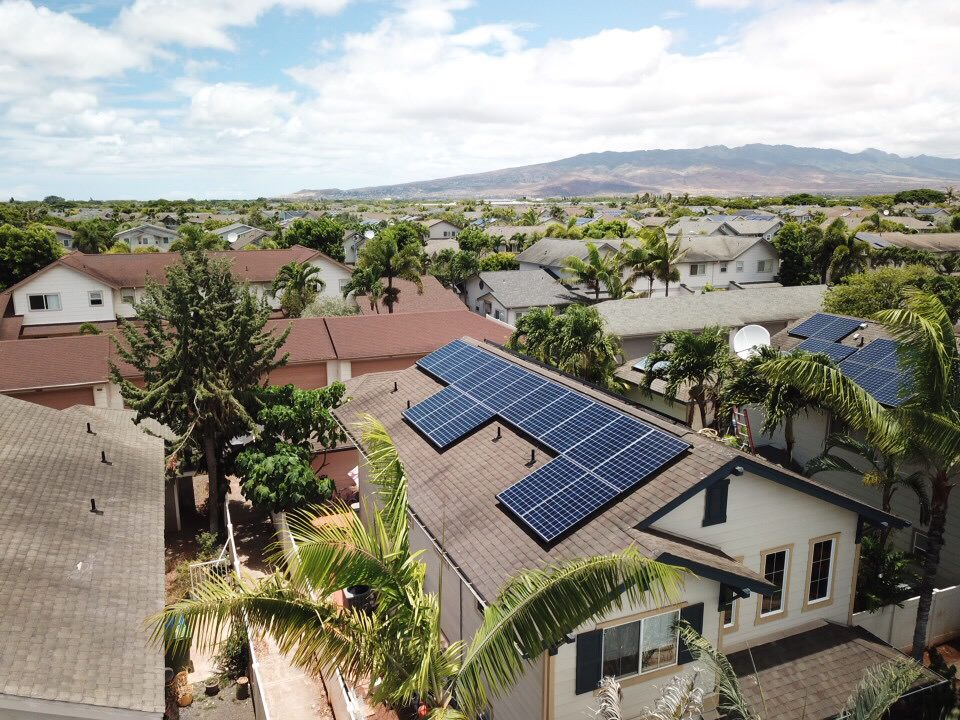 Photovoltaic - Residential photovoltaic