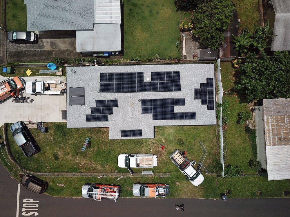RevoluSun Smart Home Residential Rooftop Solar PV