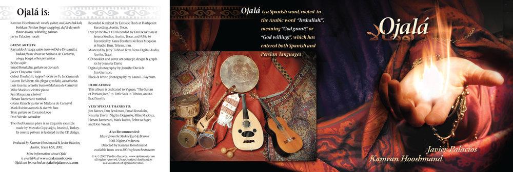Ojala CD Booklet new front.jpg