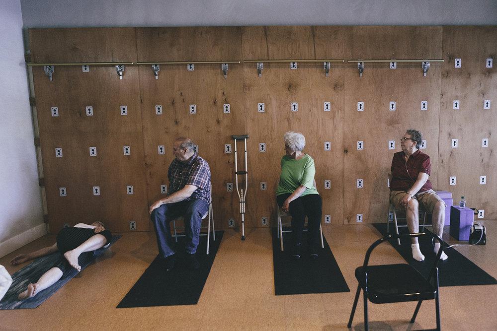 Adaptive Yoga Classes Utah