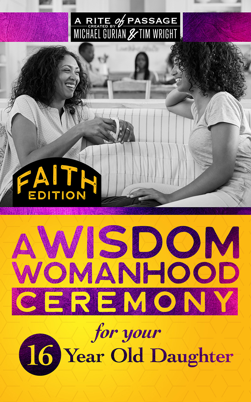 A Wisdom Womanhood Ceremony for Your 16 Year Old Daughter (Faith Edition) —  Tim Wright Ministries