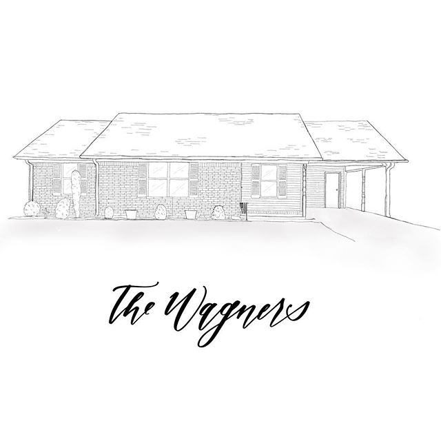 Work in progress, but wanted to try something new 🙌🏼 House illustrations may be my new favorite thing . . . . . . . . . . . . #smallbusinesslife #daily_artistic #procreateartist #procreatelettering #ipadprocreate #brushletter #houseillustration #visualartist #procreatelettering #makerssupportingmakers #smallbusinessrocks #houseillustrations