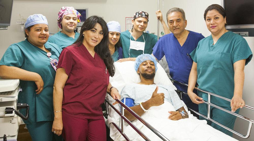 Beverly Surgery Team