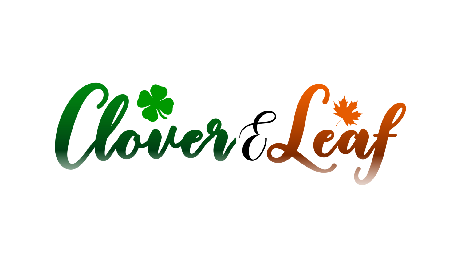 Clover and Leaf