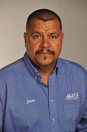 Jaime V. - Lead Installer