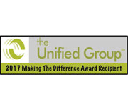 2017 Making The Difference Award Recipient