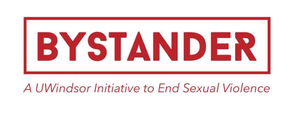 The Bystander Initiative at the University of Windsor