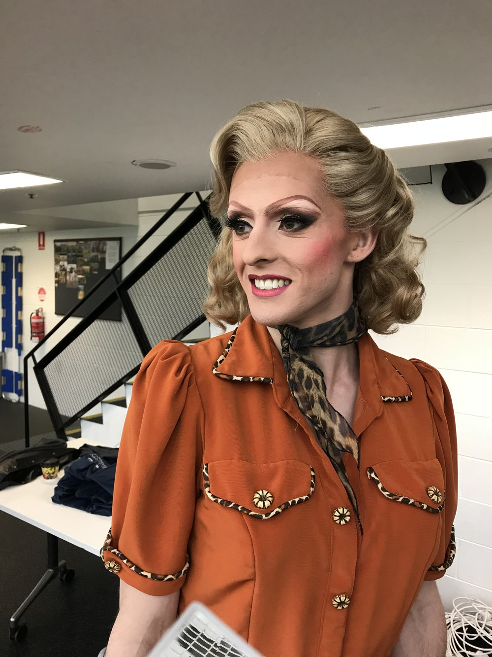 Priscilla The Musical. Bernadette Makeup.jpg