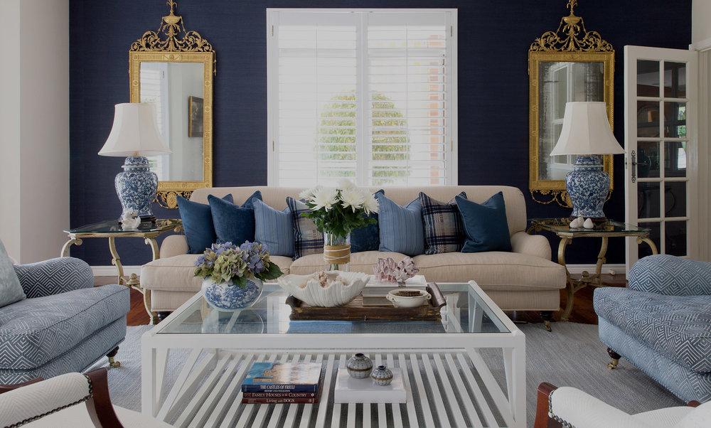 Hamptons Design Co Interior Design Gold Coast Home.