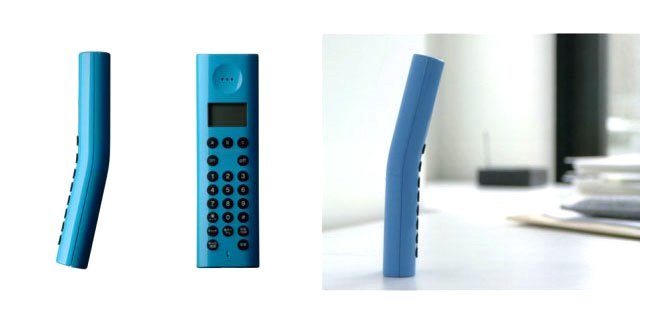 Naoto Fukasawa, Cordless Landline Telephone.