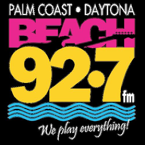 Beach 92.7 FM Logo