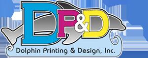 Dolphin Printing & Design, Inc Logo