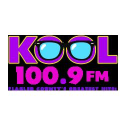 Kool 100.9 FM Logo