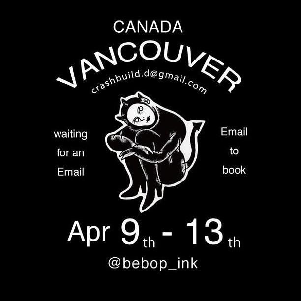 APR 9 - 13 2019—————————@haskey_c—————————Contact through email: crashbuild.d@gmail.com—————————www.instagram.com/haskey_c/ -