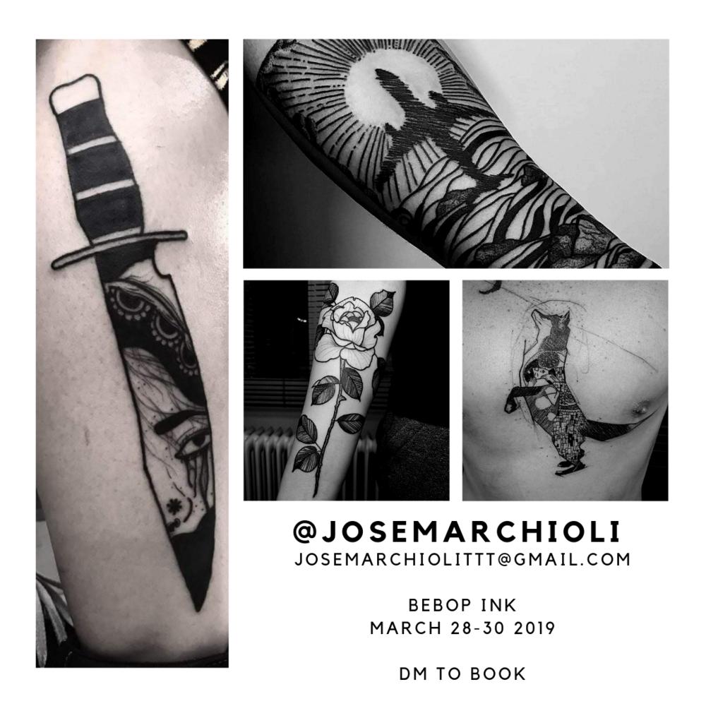 MAR 28 - 30 2019—————————@josemarchioli—————————Contact through DM or email: josemarchiolittt@gmail.com—————————www.instagram.com/josemarchioli -