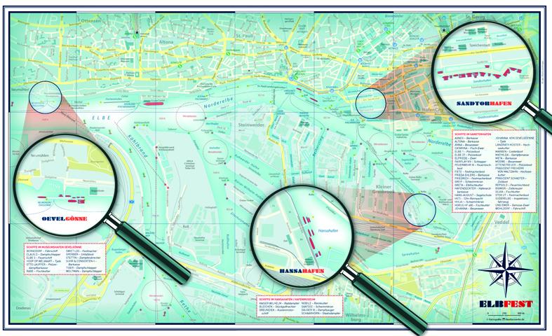 Übersichtskarte © HüttenWerke als  PDF