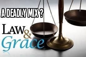 Law & grace mix