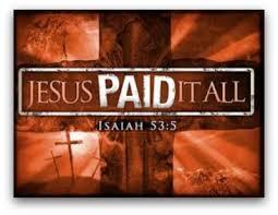 jesus paid
