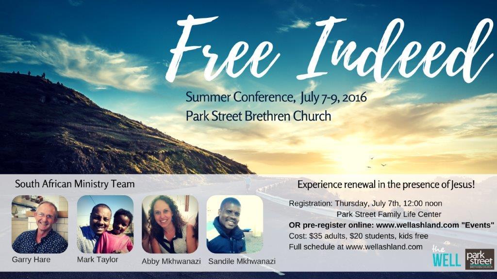 2016 Ashland conference